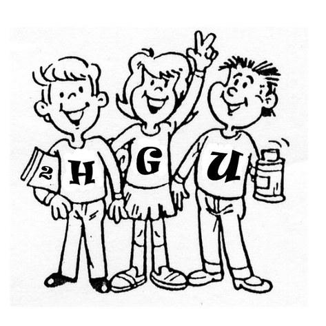 2. Klasse: HGU (Heimgruppenuntericht)
