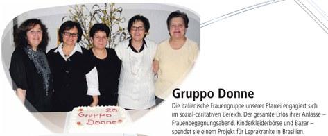 Gruppo Donne