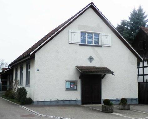 Kapelle Niederweningen