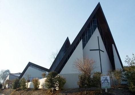 Kirche und Pfarreizentrum Dielsdorf